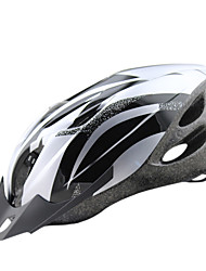 cheap -Bike Helmet 18 Vents CE Certified Cycling Adjustable Visor Ultra Light (UL) Sports PC EPS Road Cycling Recreational Cycling Cycling /