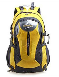 36-55 L Backpack Hiking & Backpacking Pack Laptop Pack Cycling BackpackClimbing Leisure Sports Cycling/Bike Traveling School Camping &