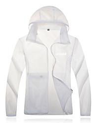 abordables -Homme / Femme Tee-shirt de Course Des sports Shirt / Coupe-vent / Vêtement Pour Se Protéger du Soleil - Manches Longues Camping /