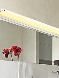 cheap -Modern / Contemporary Bathroom Lighting Metal Wall Light 110-120V / 220-240V / LED Integrated