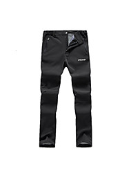 cheap -Men's Hiking Pants Outdoor Waterproof Thermal / Warm Quick Dry Windproof Ultraviolet Resistant Insulated Anti-Eradiation Breathable Winter