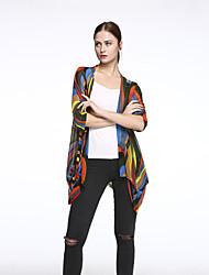 Women's Daily Plus Size / Street chic Summer Shirt