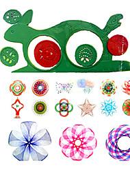 Недорогие -Магия кролика черепахи Альбом / Puzzle Рисование игрушки