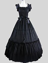 Lolita Classique/Traditionnelle Victorien Femme Une Pièce Robes Cosplay Sans Manches