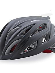 Велоспорт шлем CE Сертификация Велоспорт 21 Вентиляционные клапаны Регулируется Экстремальный вид спорта One Piece Горные Город Спорт