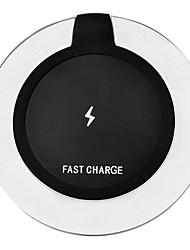 cwxuan® qi 5v / 9v rapide 2.0 chargeur sans fil standard pour samsung galaxy s6 / s6 bord / s7 / s7 bord
