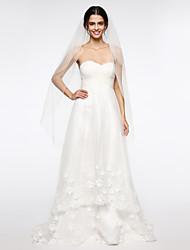 economico -veli a due punte da sposa con velcro e accessori da sposa in rete