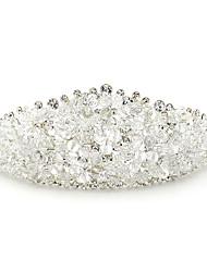 Women's Rhinestone / Alloy Headpiece-Wedding / Special Occasion / Casual Tiaras / Headbands / Wreaths / Hair Clip / Hair Tool 1 Piece