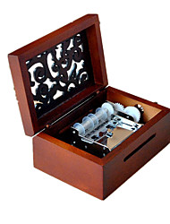 DIY KIT Music Box Toys Toys Sweet Special Creative Pieces Boys' Girls' Birthday Valentine's Day Children's Day Gift