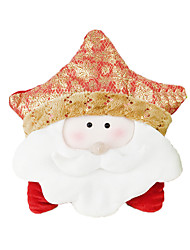 Décoration Décorations de Noël Articles pour Célébrer Noël Jouets de Noël Oreiller farci Noël