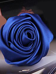 cheap -Men's Women's Couple's Girls' Brooches Blue Pink Wine Dark Purple Royal Blue Stylish Jewelry Wedding Party Halloween Dailywear Daily