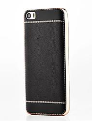 economico -Per Ultra sottile Custodia Custodia posteriore Custodia Tinta unita Morbido Similpelle per XiaomiXiaomi Redmi 3 Xiaomi Redmi Note 3