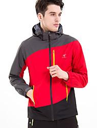 Per uomo Per donna Giubbino da escursione Ompermeabile Tenere al caldo Antivento Fodera di vello Traspirante Tuta da ginnastica tute per