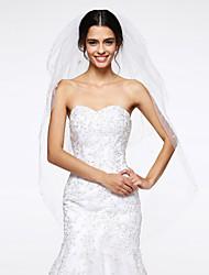 economico -veli da dito a tre veli da sposa con accessori da sposa in rete
