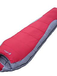 Schlafsack Mumienschlafsack Einzelbett(150 x 200 cm) -15-20 T/C Baumwolle80 Wandern Camping Reisen Jagd DraußenFeuchtigkeitsundurchlässig