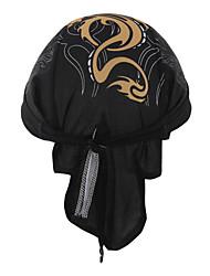 Недорогие -XINTOWN Skull Caps Кепка Повязки от пота Сделать тряпку С защитой от ветра Защита от солнечных лучей Устойчивость к УФ Дышащий Быстровысыхающий Велоспорт Черный Зима для Муж. Жен. Универсальные
