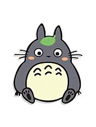 drôle tonari no Totoro autocollant de voiture mur de la fenêtre de la voiture de décalque style