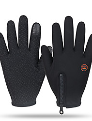 XINTOWN Sports Gloves Running Gloves Touch Gloves Bike Gloves / Cycling Gloves Keep Warm Windproof Fleece Lining Dust Proof Wearable