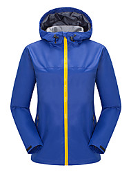 cheap -Women's Outdoor Winter Waterproof, Thermal / Warm, Windproof Tracksuit / Coverall Skiing / Camping / Hiking / Leisure Sports / Fleece Lining