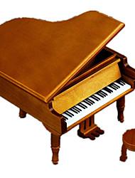 Boîte à musique Jouets Piano Jouets Créatif Pièces Garçon Fille Noël Anniversaire Le Jour des enfants Cadeau