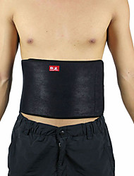 Lumbar Belt / Lower Back Support for Leisure Sports Badminton Football Running Unisex Breathable Easy dressing Compression Thermal / Warm