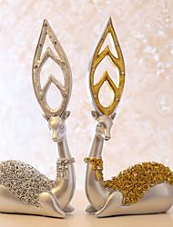 Dyr Keramisk Moderne / Nutidig Indendørs Dekorativt tilbehør
