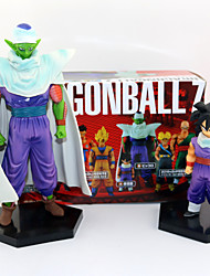 Dragon Ball Piccolo PVC 18CM 11CM Anime Action Figures Model Legetøj Doll Toy