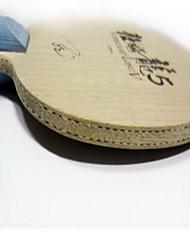 Ping-pong Racchette Ping Pang Legno Manopola corta Brufoli