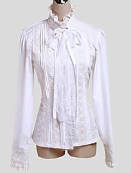 cheap -Sweet Lolita Dress Elegant Women's Blouse/Shirt Cosplay Long Sleeves