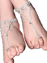 Недорогие -женщины скажем сплава перлы ножной ювелирных изделий 1шт