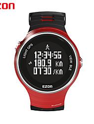Ezon Montres de g1a03 intelligents GPS Bluetooth 4.0 montre-bracelet à puce sports de plein air en cours d'exécution montre pour ios