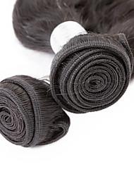 Hot Sell 3Pcs 300g/lot 100g/pc 14'' Natural Wave Virgin Human Hair Weaves Vietnamese Wavy Human Hair Extensions