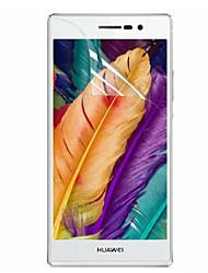 economico -alta definizione protezione dello schermo per Huawei Ascend p7 (3 pc)