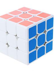 Недорогие -Кубик рубик shenshou 3*3*3 Спидкуб Кубики-головоломки головоломка Куб Новый год День детей Подарок Классический и неустаревающий Девочки