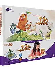 cheap -Reading Toys Educational Toy Toys Square Paper Boys' Girls' Pieces