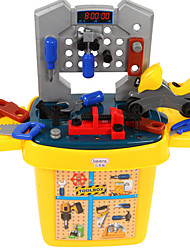 cheap -beiens Toys Toy Tools Tool Boxes Toys Toys Novelty Safety Plastic Children's Boys' Pieces
