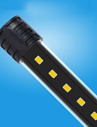 Недорогие -Аквариумы LED освещение Красный Белый Синий С переключателем Светодиодная лампа 220V