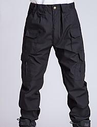Unisex Pantaloni da escursione Esterno Antivento Zip anteriore Indossabile Inverno Caccia