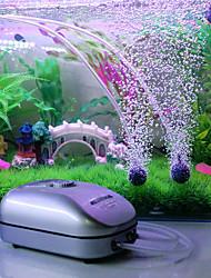 Aquarium Pompe à air Sans Bruit Contrôle manuel de la température AC 100-240V