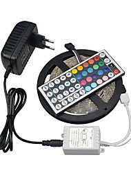 abordables -Sets de Luces AC 85-265 5m 300 leds RGB