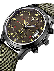 cheap -Men's Wrist watch Military Watch Dress Watch Fashion Watch Sport Watch Quartz Digital Calendar / date / day Swiss Designers Genuine