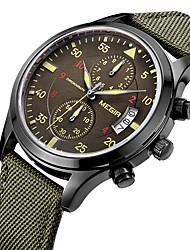 Недорогие -Мужской Спортивные часы Армейские часы Нарядные часы Модные часы Наручные часы Календарь швейцарцы Оригинальный рисунок Кварцевый Цифровой