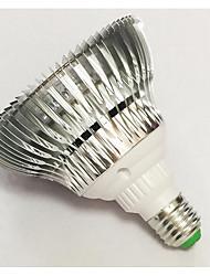 preiswerte -E26/E27 LED Aufzuchtlampen 12 Hochleistungs - LED 1080-1200 lm Rot Blau K AC 85-265 V