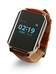 IP67 Waterproof Curved Surface GPS Multiple Precision Positioning SOS Call for Heart Rate Monitoring Of The Elderly To Prevent Loss Of Smart Watches