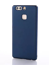 Per Ultra sottile Custodia Custodia posteriore Custodia Tinta unita Resistente PC per HuaweiHuawei P9 Huawei P9 Lite Huawei P9 Plus