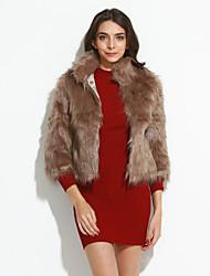 cheap -Women's Wedding Party Evening Coats / Jackets Winter Spring Fall