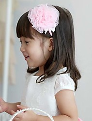 Girls Fashion Trendy Cute The New Lace Widen Children Head Of Hair Hoop Clasp