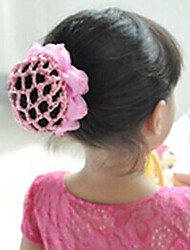 cheap -Girls Fashion Trendy Cute The Roses Are Pumpkins  Princess Hair Clips