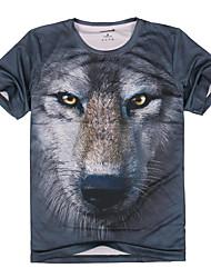 Unisex Manica corta T-shirt da caccia 3D T-shirt Top per Caccia XS M L XL XXL