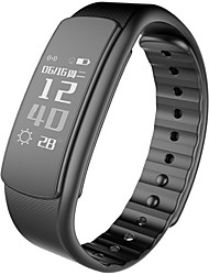 cheap -YYI6Hr Smart Bracelet / Smart Watch / Activity TrackerLong Standby / Pedometers / Heart Rate Monitor / Alarm Clock / Distance Tracking /